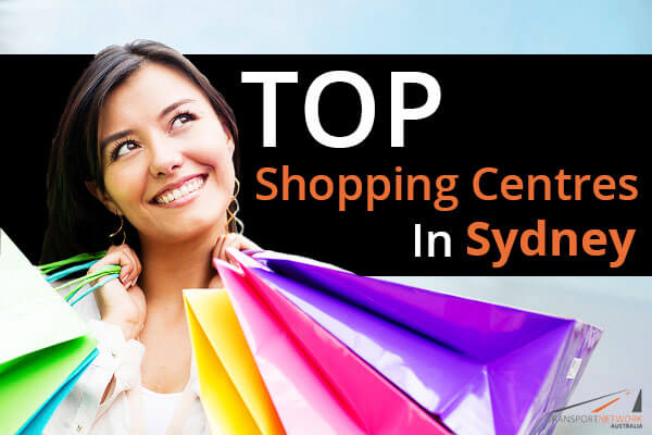Top-Shopping-Centres-In-Sydney