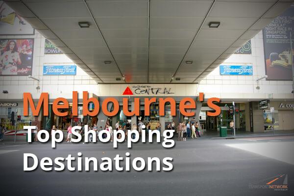 Melbourne's Top Shopping Destinations