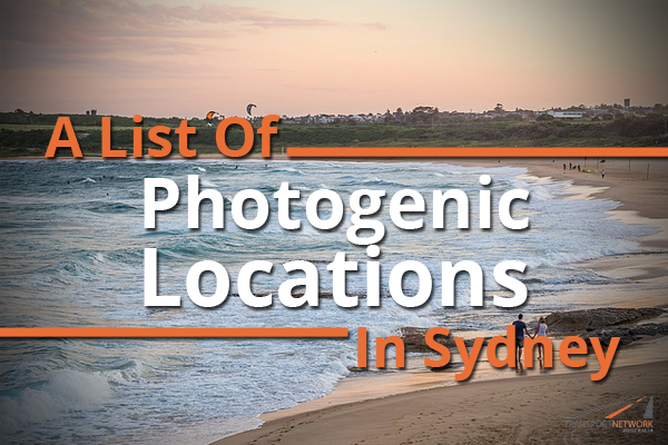 A List Of Photogenic Locations In Sydney