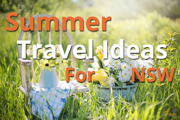 Summer Travel Ideas For NSW